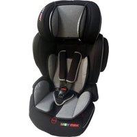 Baby Max Autokindersitz Flux plus grey melange