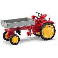 Mehlhose 210005000 H0 Traktor RS09 Pritsche/Mähba.