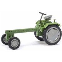 Mehlhose 210005100 H0 RS09 grün mit grauen Felgen