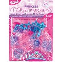 Mitgebselset Prinzessin 48-teilig