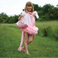 Kostüm Flamingo-Ritt