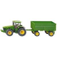 Siku Traktor mit Anhänger