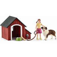 Schleich 42376 Hundehütte