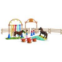 Schleich Horse 42481 Pony Agility Training