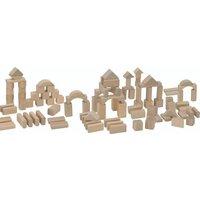 Eichhorn Natur Holzbausteine 100-teilig