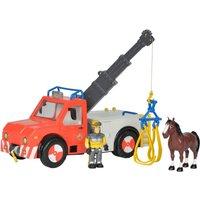 Phönix mit Figur und Pferd Feuerwehrmann Sam