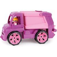 Truxx Müllwagen rosa