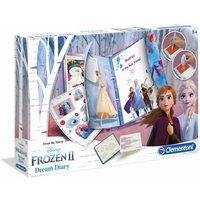 Clementoni Frozen 2 Tagebuch