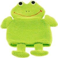 BabY MAX Waschhandschuh Frosch