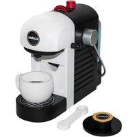 Lavazza Kaffeeautomat aus Holz