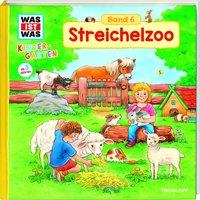 WAS IST WAS Kindergarten Streichelzoo