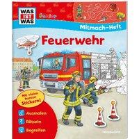 WAS IST WAS Junior Mitmach Feuerwehr