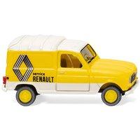 WIKING 022503 Renault R4 Kastenwagen