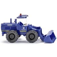 WIKING 65109 THW - Radlader (Hanomag)