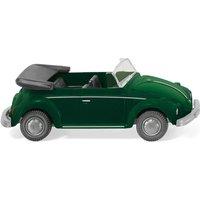 WIKING 080208 VW Käfer Cabrio yuccagrün