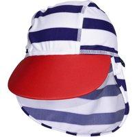 Schirmmütze mit Nackenschutz für Jungen