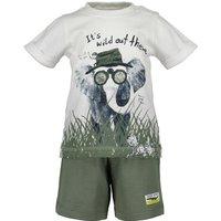 Baby Set Shirt & Bermuda für Jungen
