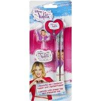 Violetta 2 Bleistifte Set