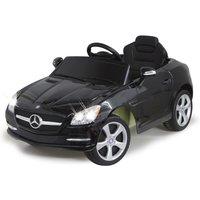 Mercedes SLK schwarz