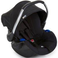 Hauck Babyschale Comfort Fix schwarz