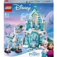 LEGO Disney Princess 43172 Elsas magischer Eispala