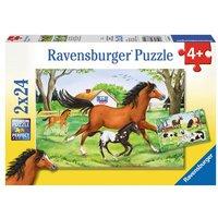 Ravensburger Puzzle Welt der Pferde