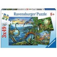 Ravensburger Puzzle Faszination Dinosaurier