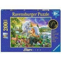 Ravensburger Puzzle Magische Begegnung 200 T