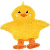 BABY MAX Waschhandschuh Ente