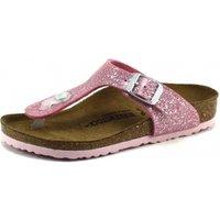 Birkenstock kinderslippers Gizeh online Roze BIR47