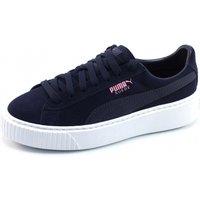 Puma 363663 Kinder Sneaker Blauw PUM32
