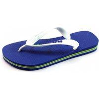 Havaianas slippers Kids Brasil logo Blauw HAV50