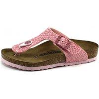 Birkenstock kinderslippers Gizeh online Roze BIR42