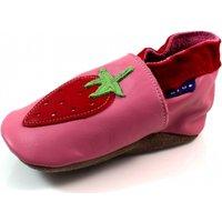 Inch Blue babyslofjes online Strawberry Roze INC21