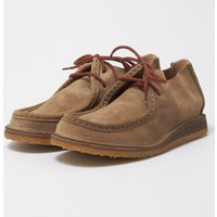 Stone Beenflex Suede Shoes