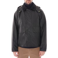 Margret-Howell-Spey-Waxed-Jacket-Black