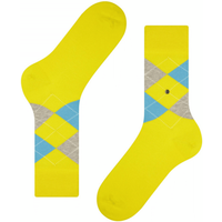 King Socks - Yellow and Grey