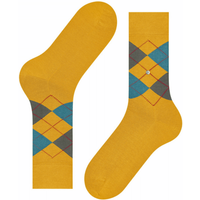 Manchester Sock - Yellow and Blue