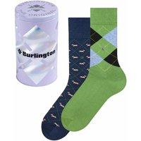 Neutral Gift Tin Men Socks - Multi