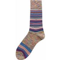 XFair-Isle-Socks-Multicoloured