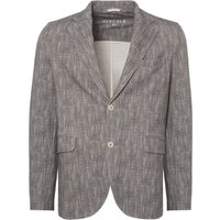 Fumo Herringbone Stretch Blazer
