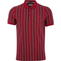 Altham Polo Shirt - Fire Brick