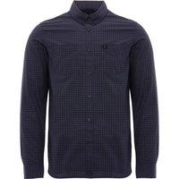 Gingham Shirt - Victoria Blue