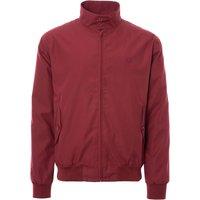 Made In England Harrington Jacket - Maroon