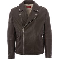 Lanster-Leather-Biker-Jacket-Dark-Green