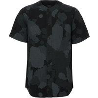 Night Camo Baseball Shirt