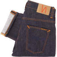 Grim Tim Denim Jeans - Dry Open Navy