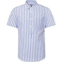 Blue Stripe Praia Shirt