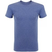 Naked and Famous Vintage Circular Knit Blue T-Shirt