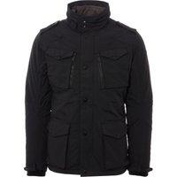 Four Pocket Field Jacket - Black